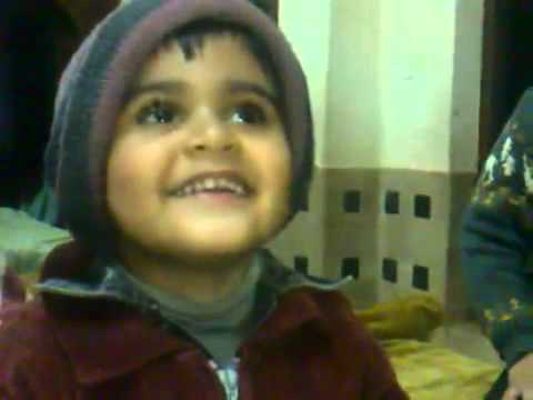 A Cute Choto Ustad Mr.Khan from Shikarpur
