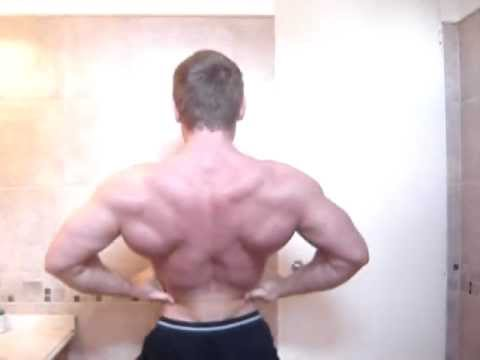 19 years old junior bodybuilder