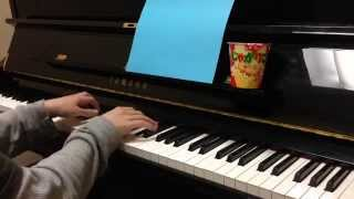 getlinkyoutube.com-【Splatoon】シオカラ節(Final Boss Theme)【Piano】