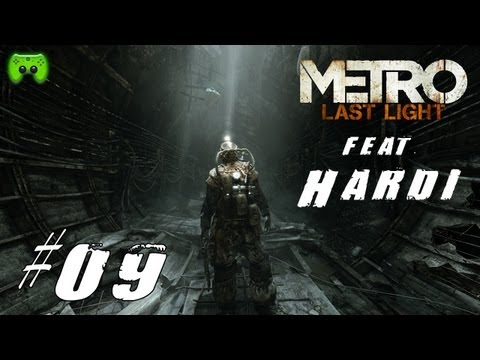 Let's Play Metro: Last Light #009 [Deutsch] [HD] - Ohne Licht