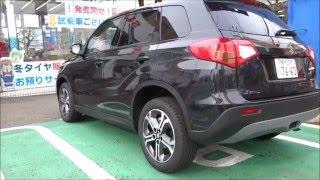 getlinkyoutube.com-スズキ 新型エスクード 1.6L 4WD 2015試乗車撮影!
