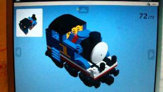 getlinkyoutube.com-Lego Thomas the Train and Percy the Train Digital Designer Models, Part 1 Video