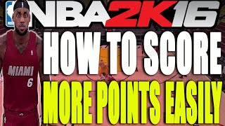 getlinkyoutube.com-Score More Points and Break CPU Defense with this Money Move ! (NBA 2K16 Tips and Tricks)