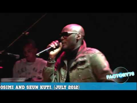 Tuface Idibia Performs Live At New World Nigeria 2012! [AFRICAX5.TV]