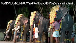 MANGALAMKUNNU KARNAN vs AYYAPPAN@Valiyavila Anathara Introduction 2016