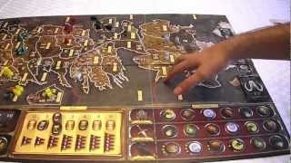 review: game of thrones the board game second edition