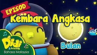 getlinkyoutube.com-Kembara Angkasa | Didi & Friends I Segmen #1