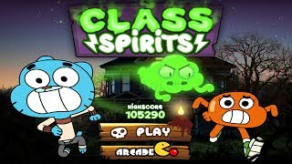 getlinkyoutube.com-The Amazing World Of Gumball - Class Spirits Gameplay Walkthrough