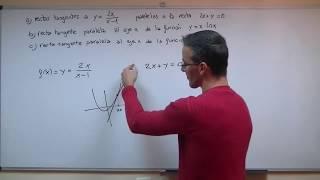Imagen en miniatura para Ecuación recta tangente 02