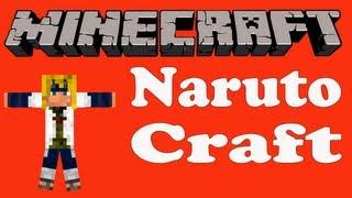 getlinkyoutube.com-Minecraft - NarutoCraft e Arena Chunin!