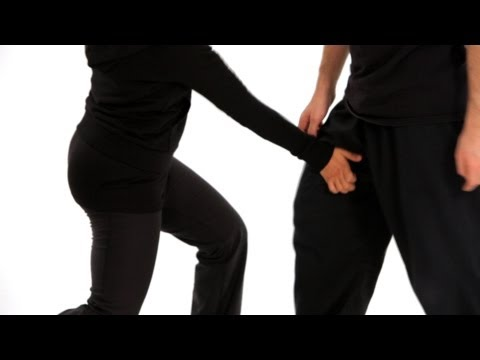 How to Attack an Assailant's Groin | Self-Defense
