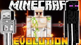getlinkyoutube.com-Minecraft Evolution Minigame