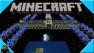 getlinkyoutube.com-* How to Build a Space Station * Galacticraft 3 Minecraft 1.7.10 Mod Speed Build Time Lapse