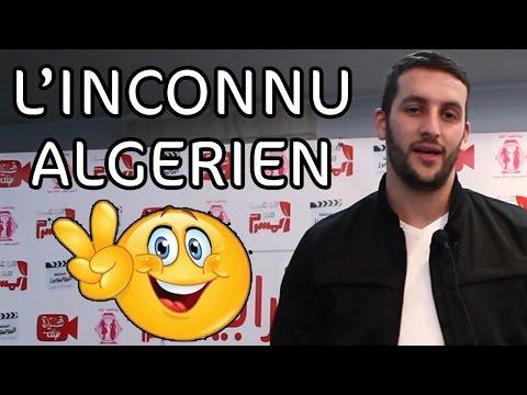 حمزة قبلي في حفل L'inconnu Algérien Podcast Arabia