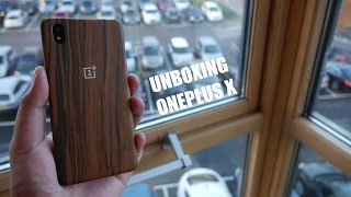 getlinkyoutube.com-Unboxing OnePlus X Indonesia