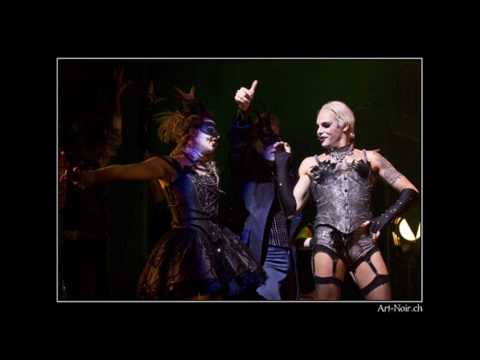 Rocky Horror Show-Rob Morton Fowler-Sweet Transvestite