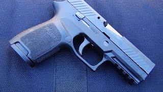 getlinkyoutube.com-Sig Sauer P320 Compact vs Glock 19 Gen 4 (HD)