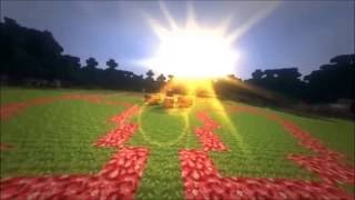 getlinkyoutube.com-FREE 3D Minecraft NO TEXT Intro Template: Movie Maker, iMovie, Sony Vegas, Camtasia