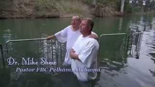 getlinkyoutube.com-Jordan River Baptism