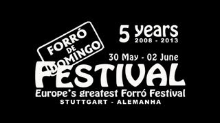 Forr� de Domingo Festival Official Teaser Trailer 2013