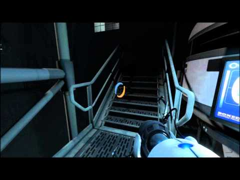 Portal 2 Gameplay: Chapter 5 Part 1