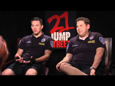 Price Of Admission - Channing Tatum/Jonah Hill Interview