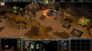getlinkyoutube.com-Warcraft 3: Rise of the Lich King 07 - The Desert Messenger