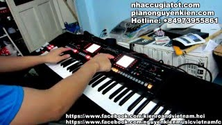 getlinkyoutube.com-Đàn Organ Roland E-A7 Hồn Quê  Nguyễn Kiên