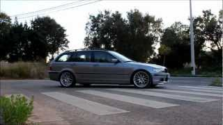 getlinkyoutube.com-BMW E46 Touring
