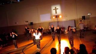 """getlinkyoutube.com-""""Awesome God"""" Worship Dance"""