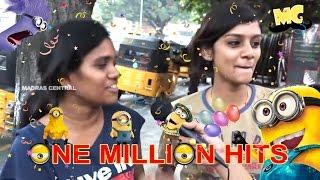 getlinkyoutube.com-What Madras (chennai) thinks on opposite Sex | Loudspeaker Episode - 1 | Madras Central