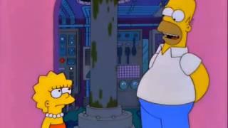 getlinkyoutube.com-Homero - el baboso que me dibuja dio en el clavo