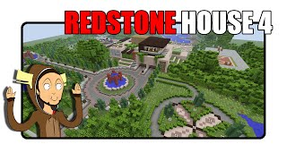 Minecraft Redstone House 4 [Easter Egg Edition] |Minecraft Xbox|