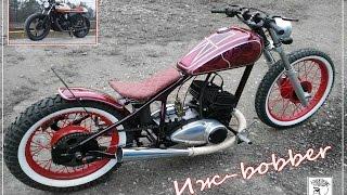 ИЖ bobber Custom bike Belarus