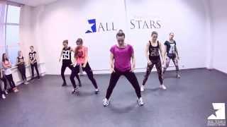 Stromae-Papaoutai.Reggae DanceHall от Катрин. All Stars Workshop 02.2014