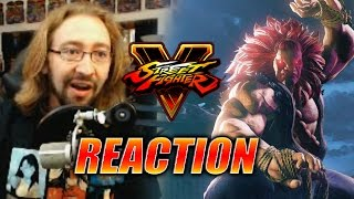 getlinkyoutube.com-MAX REACTS: Akuma Reveal (Street Fighter 5)