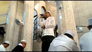 Bilal idul fitri 2015 Masjid Al-Mujahidin-Mentas oleh Muhammad Fahmi