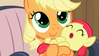 getlinkyoutube.com-[MLP] Apple Bloom Is Applejack's Daughter?