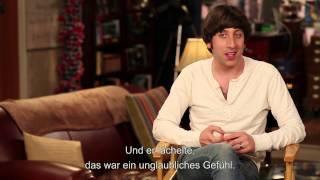getlinkyoutube.com-Making of / Interview Big Bang Theory Staffel 5 (English/Deutsch HD)