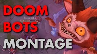 """getlinkyoutube.com-DOOM BOTS MONTAGE! - """"New"""" Gamemode"""