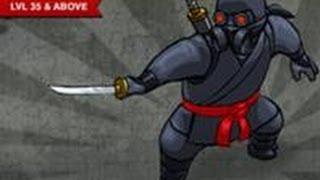 Battle Nations Unit Review: The Ninja Trooper