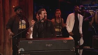 getlinkyoutube.com-Justin Timberlake - Medley (Late Night with Jimmy Fallon 2013) HD