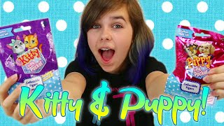 getlinkyoutube.com-SURPRISE PUPPY & KITTY IN MY POCKET BLIND BAG TOY OPENING! | SO CUTE!