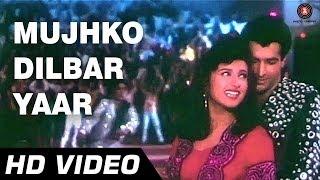 Mujhko Dilbar Yaar | Agni Sakshi [1996] | Didya Dutta, Ravi Behl | Bollywood Dance Hits