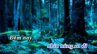 getlinkyoutube.com-Tình Dại Khờ - Ngọc Sơn Karaoke Beat