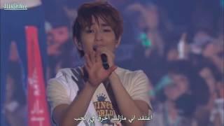 getlinkyoutube.com-SHINee Stand By Me + Budyguard ' Arabic sub