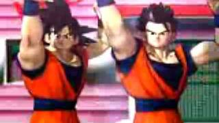 getlinkyoutube.com-Dragon Ball Z Budokai Tenkaichi 3 Opening