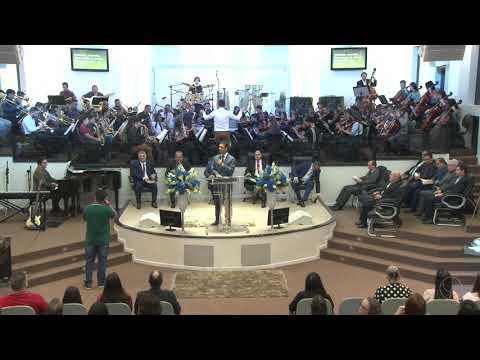 Orquestra Sinfônica Celebração - Harpa Cristã | Nº 401 | Jesus voltará - 07 04 2018