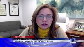 Ileana Arias nos habla del futuro de millones de inmigrantes