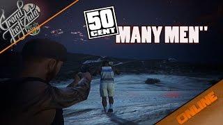 """getlinkyoutube.com-50 Cent """"Many Men"""" Short Film Skit   GTA V Version"""